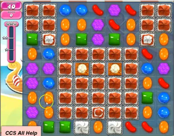 Candy Crush Level 786