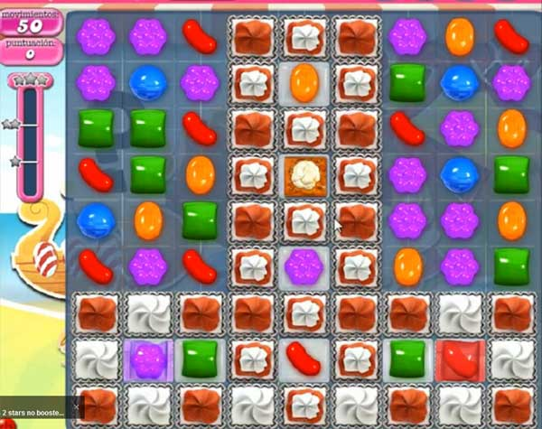 Candy Crush Level 791
