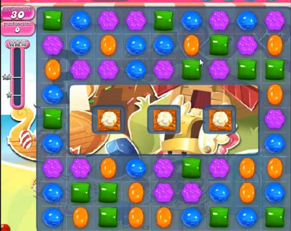 Candy Crush Level 792
