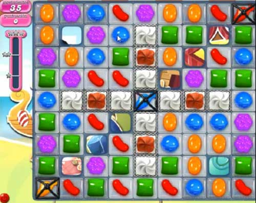 Candy Crush Level 797