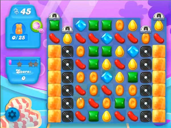 candy crush soda level 198