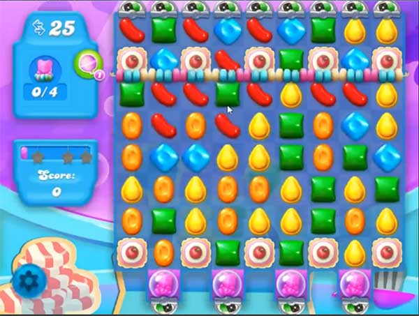 candy crush soda level 199