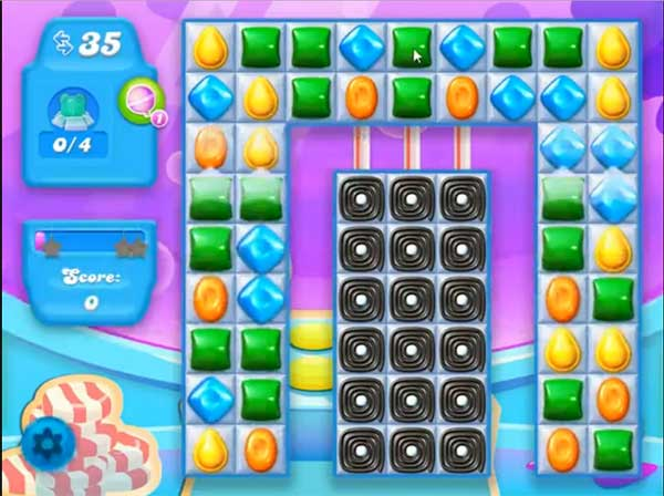 candy crush soda level 206