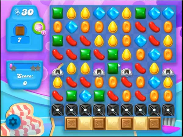 candy crush soda level 207