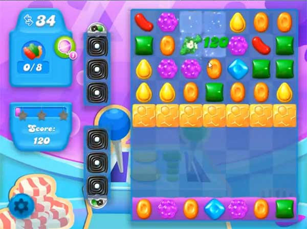 candy crush soda level 208