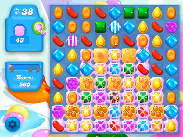 Archive for Candy Crush Soda Gooey Glacier Episode: Level 211 – 225