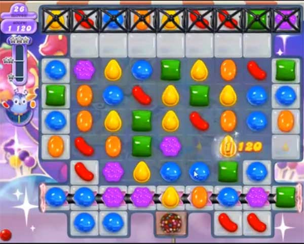 candy crush dreamworld level 531