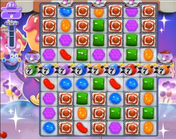 candy crush dreamworld level 534
