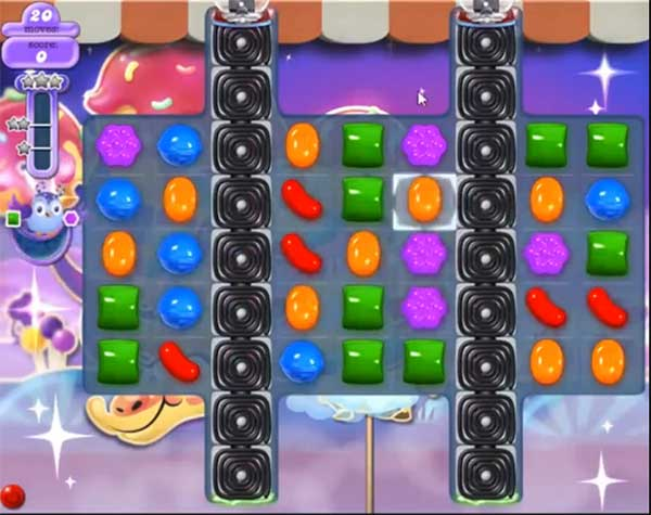 candy crush dreamworld level 535