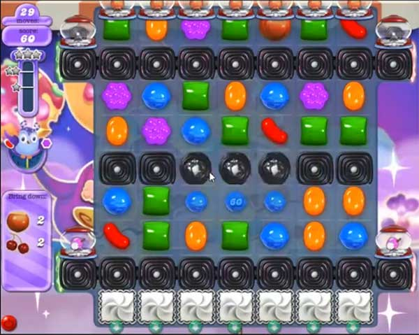 candy crush dreamworld level 536