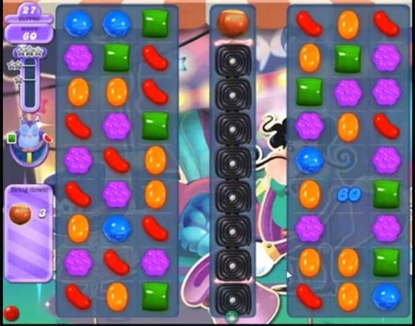 candy crush dreamworld level 548