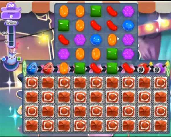 candy crush dreamworld level 549
