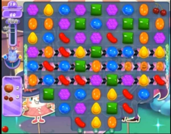 candy crush dreamworld level 551