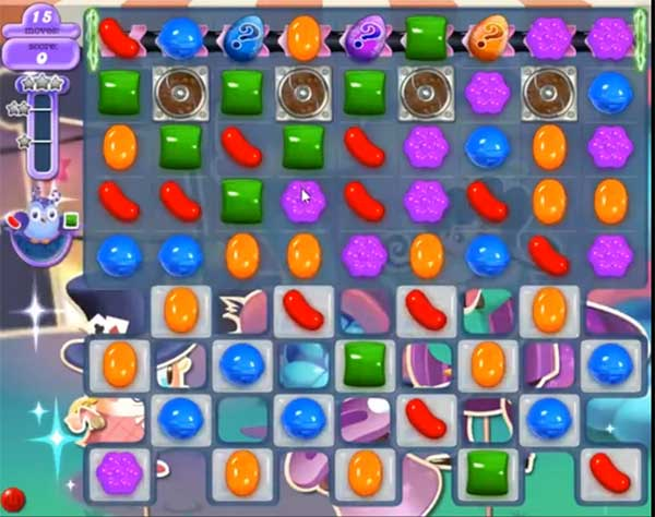 candy crush dreamworld level 556