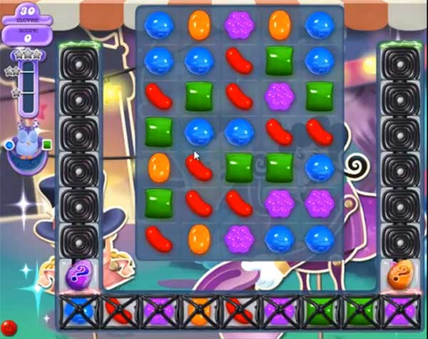 candy crush dreamworld level 558