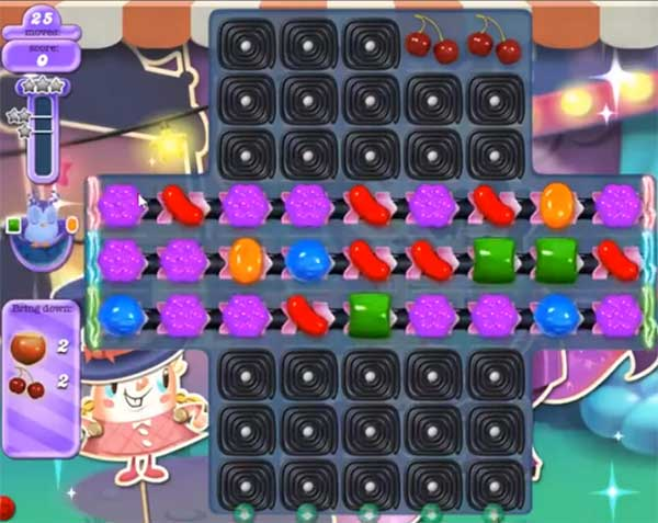 candy crush dreamworld level 559