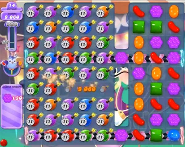 candy crush dreamworld level 560