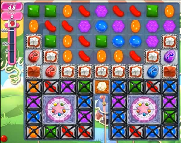 candy crush level 801