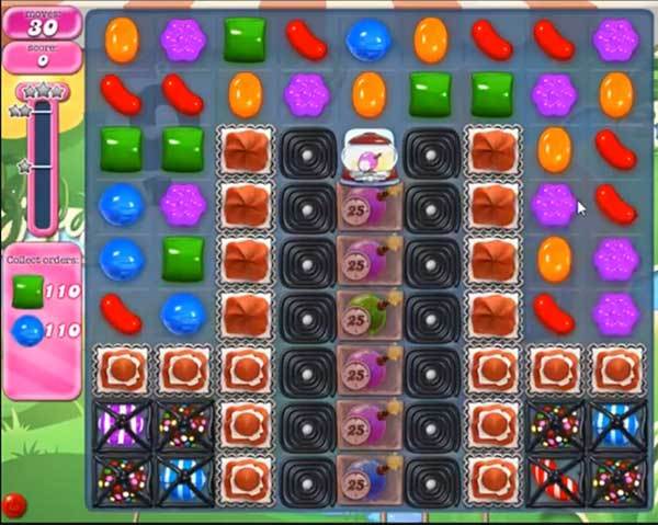 candy crush level 806