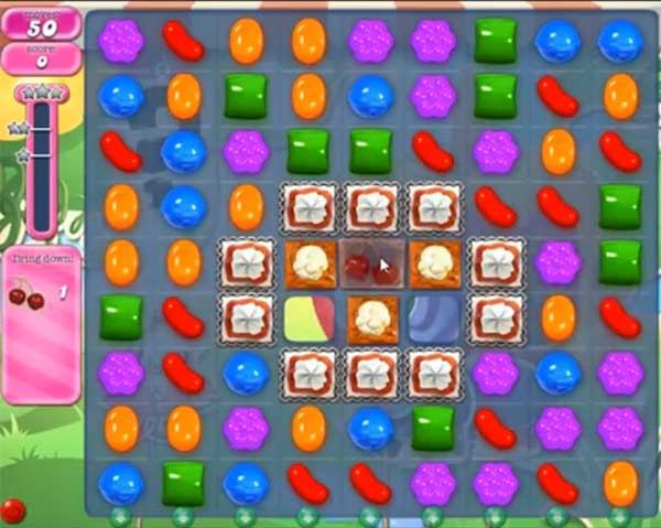 candy crush level 812