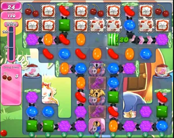 candy crush level 813
