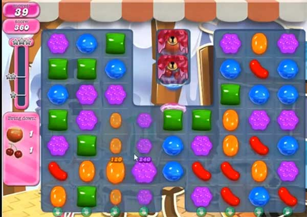 candy crush level 817