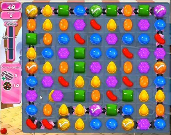 candy crush level 820