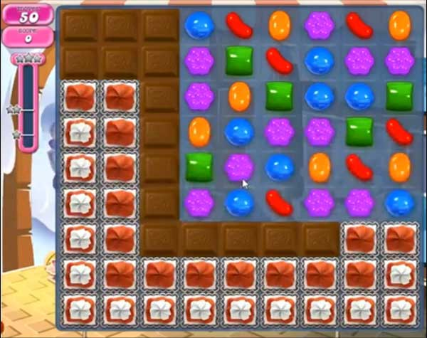 candy crush level 822