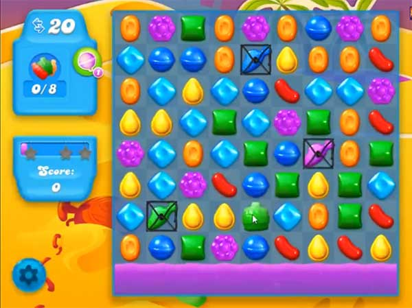 candy crush soda level 246