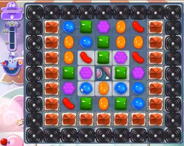 candy crush dreamworld level 561