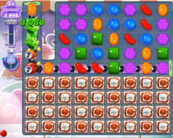 candy crush dreamworld level 562