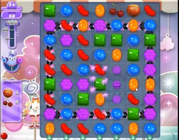 candy crush dreamworld level 563