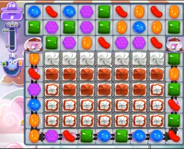 candy crush dreamworld level 565