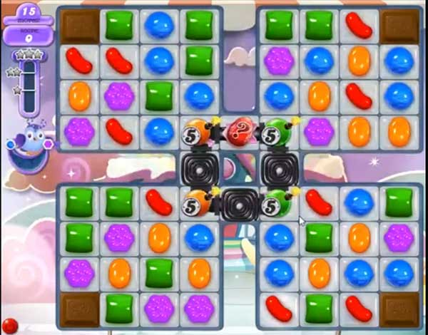 candy crush dreamworld level 567