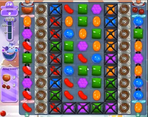 candy crush dreamworld level 569