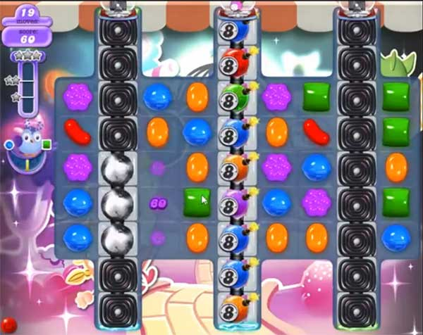 candy crush dreamworld level 577