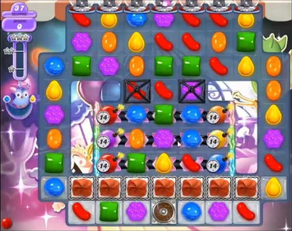 candy crush dreamworld level 578