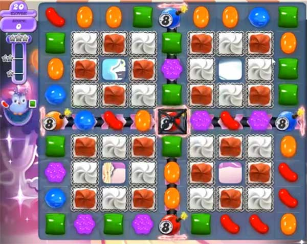 candy crush dreamworld level 580