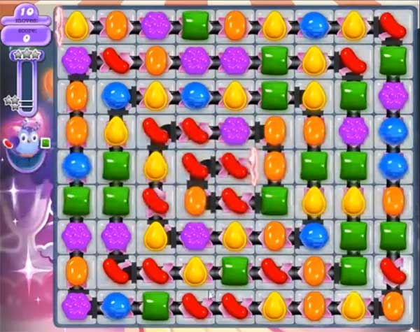 candy crush dreamworld level 590