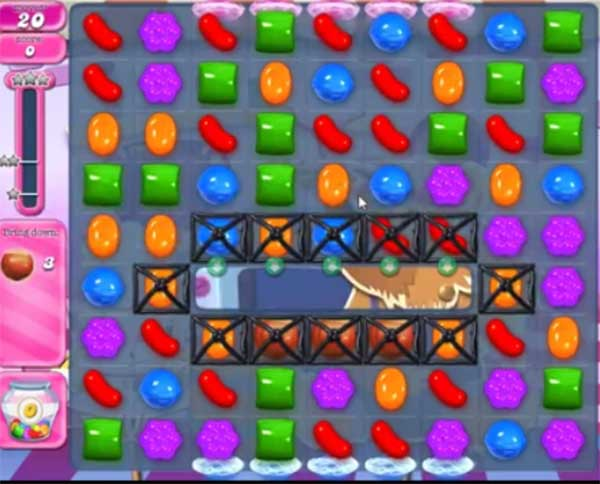 candy crush level 1312