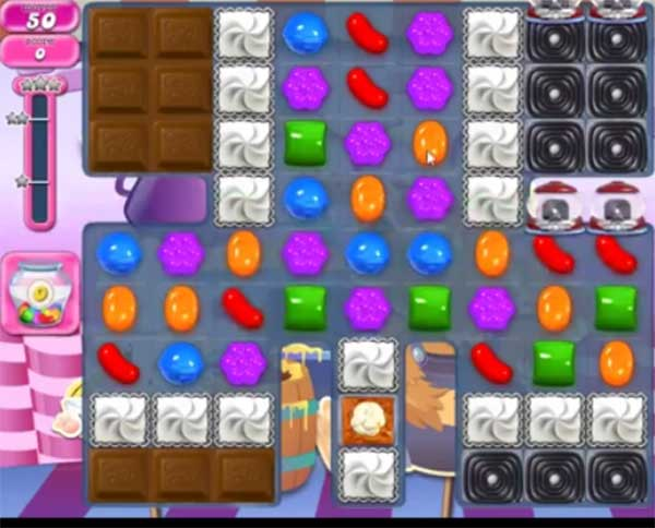 candy crush level 1319