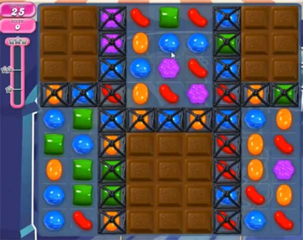 candy crush level 831