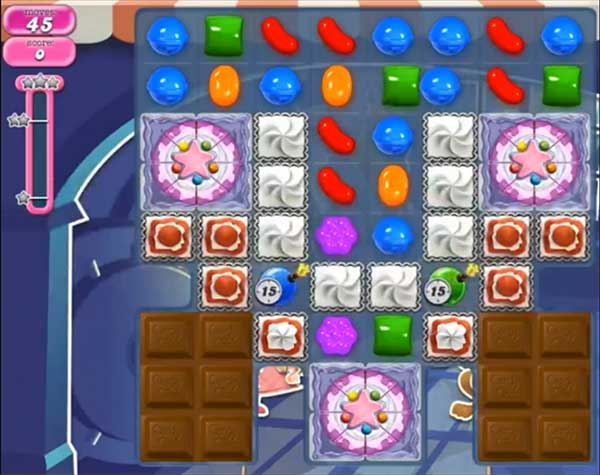 candy crush level 833
