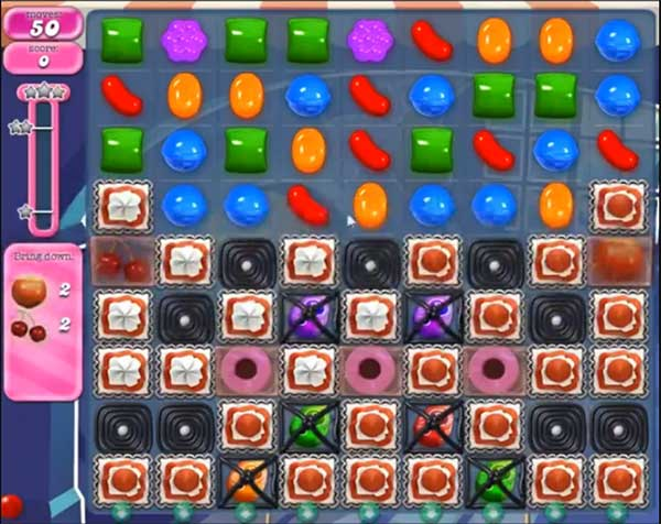 candy crush level 841