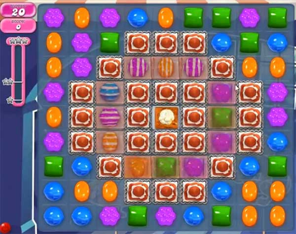 candy crush level 845