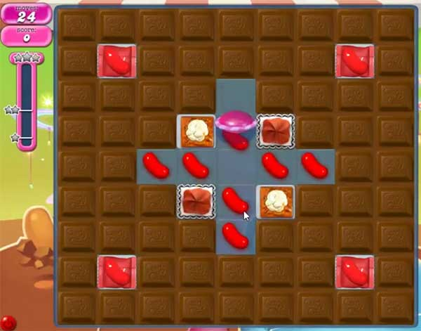 candy crush level 846