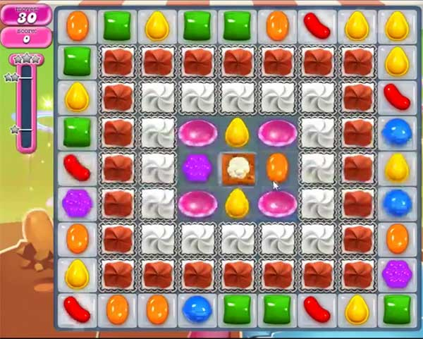 candy crush level 847