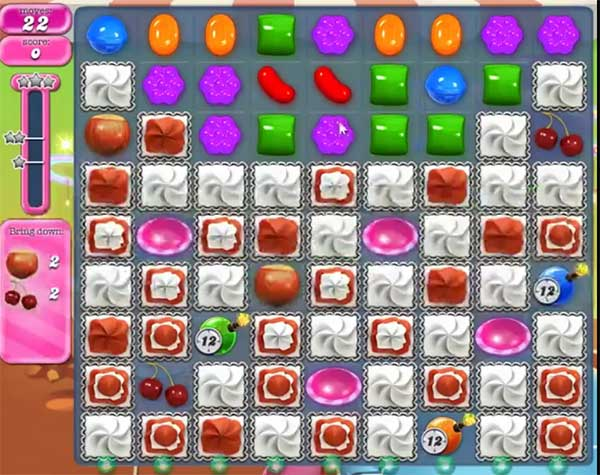 candy crush level 851