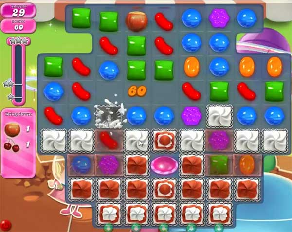 candy crush level 857