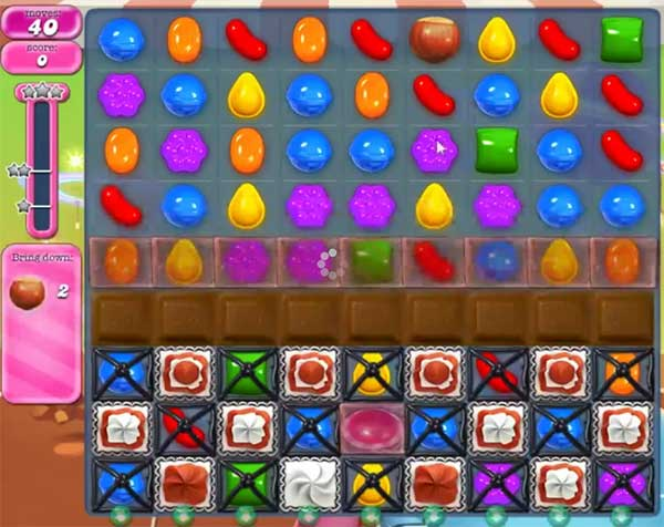 candy crush level 858